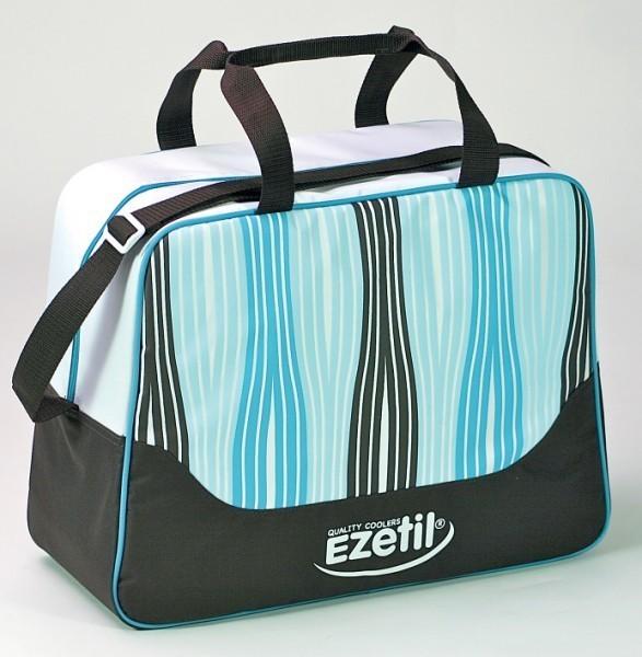 Chladící taška Ezetil KC Fashion 30 litrů, modrohnědá č. 1