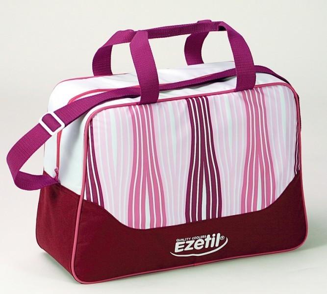 Chladící taška Ezetil KC Fashion 20 litrů, fialová č. 1