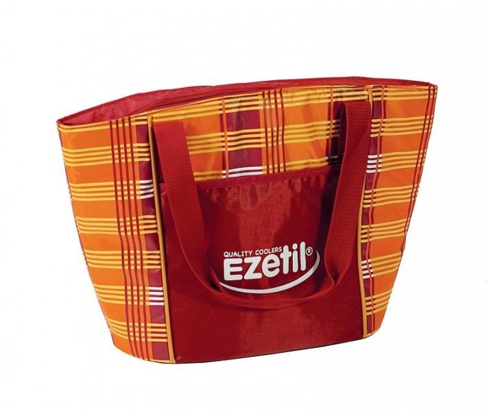 Chladící taška Ezetil KC Lifestyle 16 litrů, vínová/oranžová č. 1