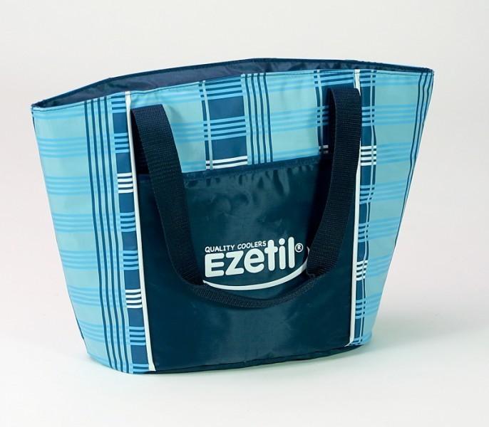 Chladící taška Ezetil KC Lifestyle 16 litrů, kombinace modrých barev č. 1
