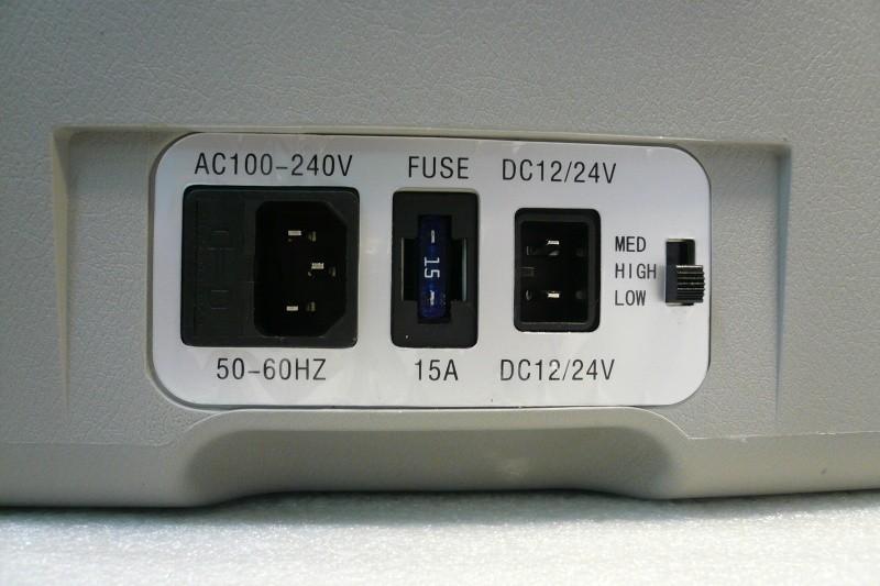 Autochladnička Indel B TB51A kompresorová 12/24/230V č. 5