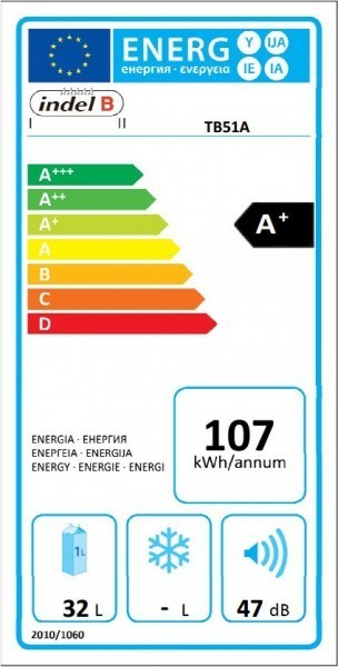Autochladnička Indel B TB51A kompresorová 12/24/230V č. 10
