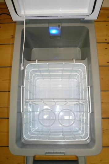 Autochladnička IndelB TB41A kompresorová 12/24/230V č. 3
