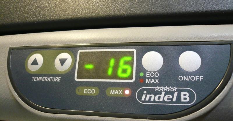 Autochladnička IndelB TB41A kompresorová 12/24/230V č. 9
