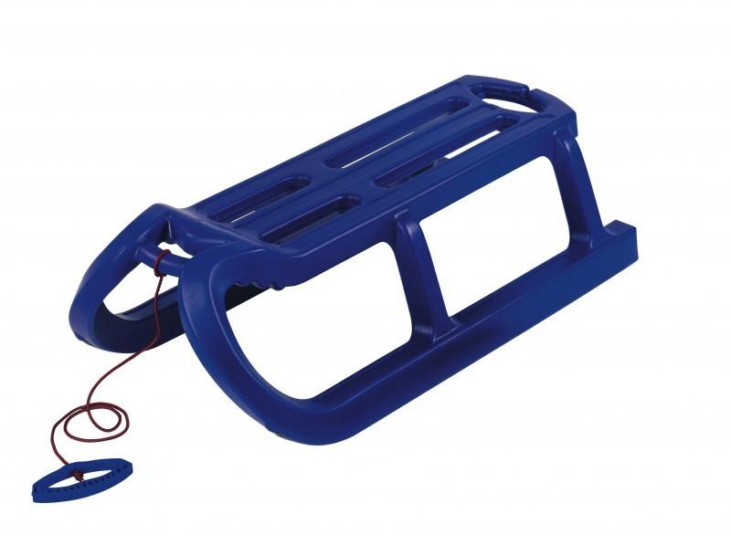 Dětské sáňky AlpenRodel modré č. 2