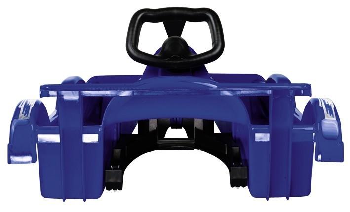 Řiditelné dětské boby AlpenRace modré s volantem č. 3
