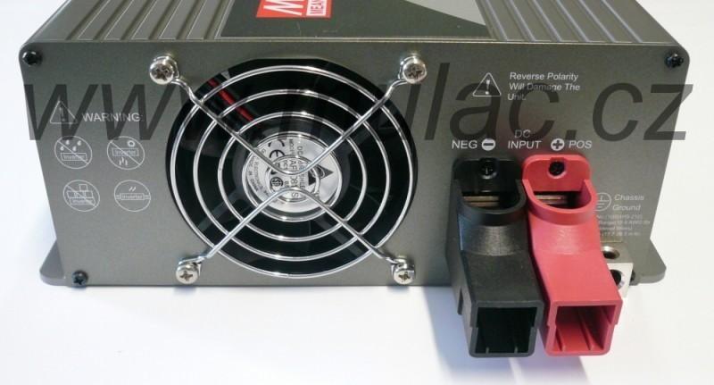 TS-1500-224B Měnič napětí sínusový 24V na 230V 1500W, DC/AC měnič napětí  č. 3
