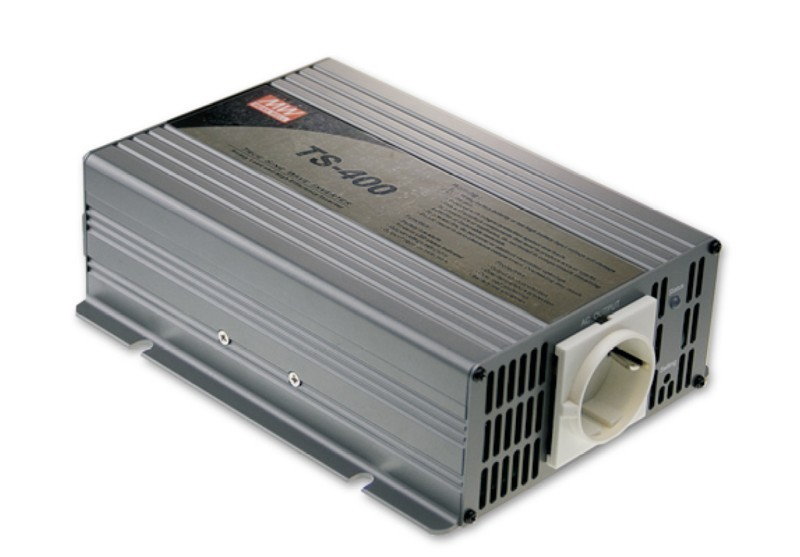 TS-400-224B měnič napětí sínusový 24V na 230V 400W, DC/AC měnič napětí č. 1