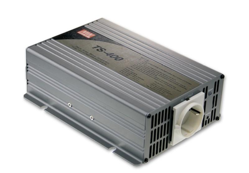 TS-400-212B měnič napětí sínusový 12V na 230V 400W, DC/AC měnič napětí č. 1