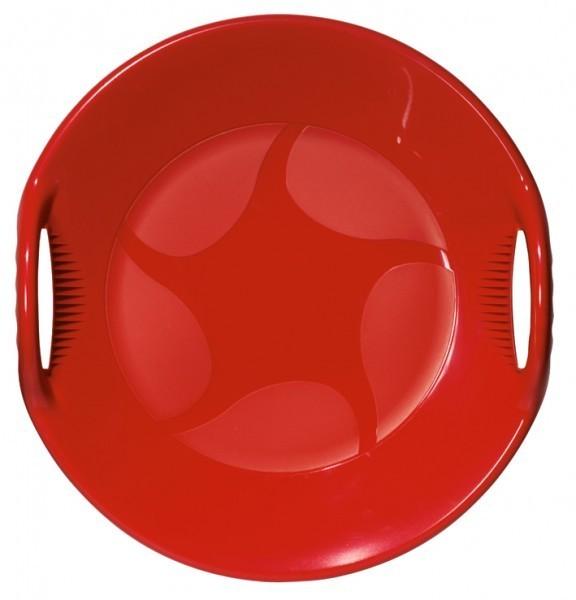 Robustní talíř AlpenUFO červený č. 2