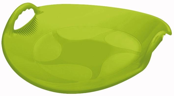 Robustní talíř AlpenUFO zářivě zelený č. 1