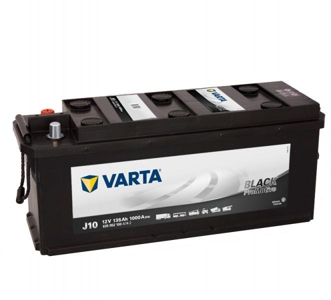 Autobaterie Varta ProMotive BLACK 635052, 12V / 135Ah / 1000A č. 1