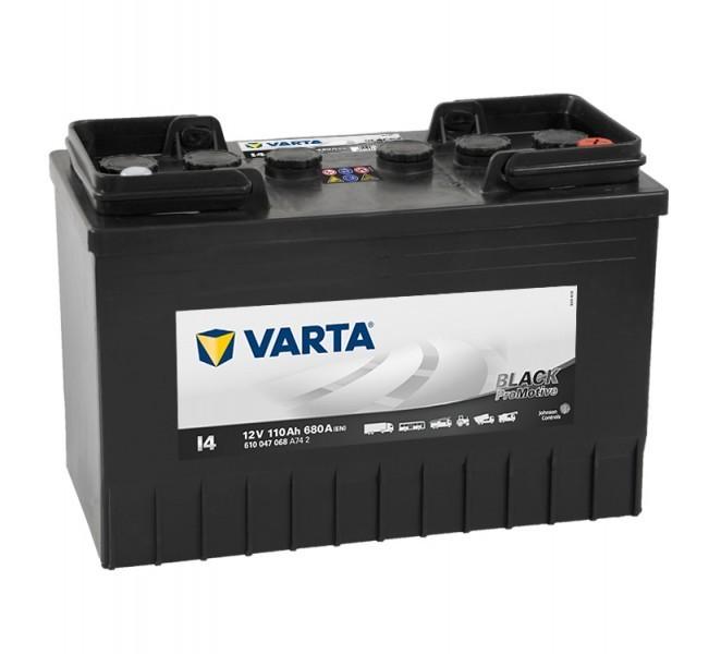 Autobaterie Varta ProMotive BLACK 610047, 12V / 110Ah / 680A č. 1