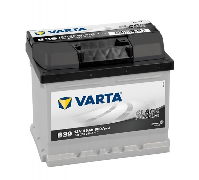 Autobaterie Varta ProMotive BLACK 545200, 12V / 45Ah / 300A č. 1