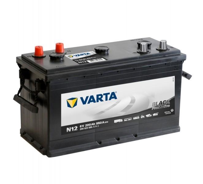 Autobaterie Varta ProMotive BLACK 200023, 6V / 200Ah / 950A č. 1