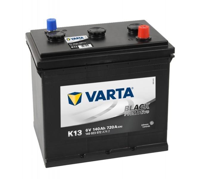 Autobaterie Varta ProMotive BLACK 140023, 6V / 140Ah / 720A č. 1