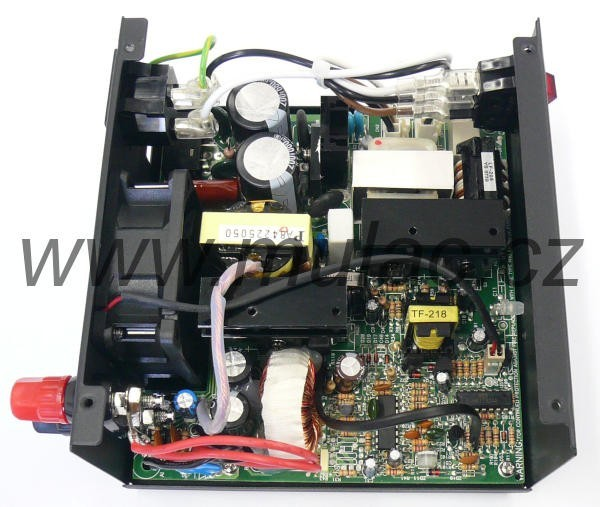 Zdroj Meanwell 13,5V/16A 240W (pro 12V baterie) ESC-240-13,5 č. 3
