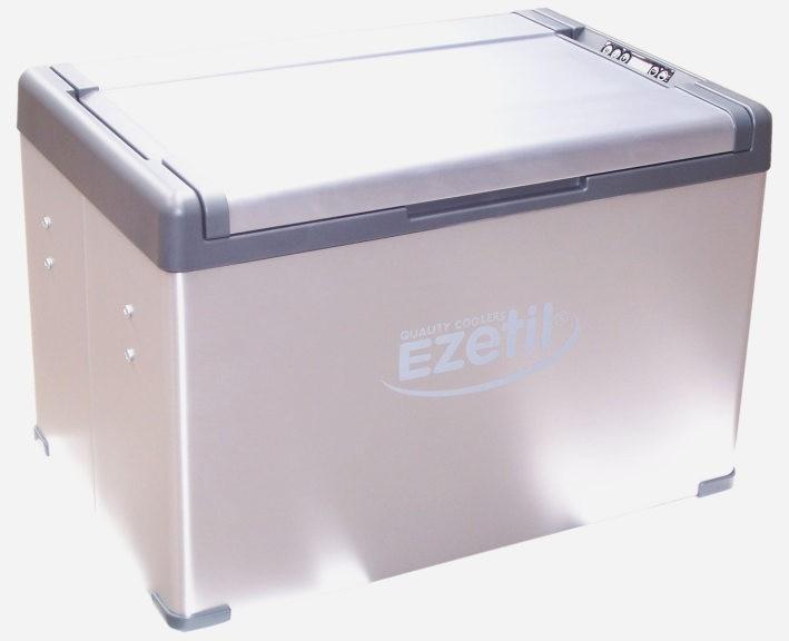 Kompresorová autolednice EZC60 12/24/230V 60litrů č. 3