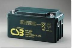 Záložní baterie EVX12650 CSB 12V/65Ah č. 1
