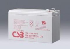 Záložní baterie HRL 1234WF2 CSB 12V/9Ah č. 1