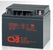 Záložní baterie GPL 12400 CSB 12V/40Ah č. 1