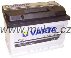 Autobaterie 570409 VARTA BLACK 12V/ 70Ah/640A č. 1