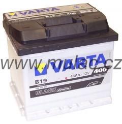 Autobaterie 545412 VARTA BLACK 12V/ 45Ah/400A č. 1