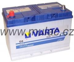Autobaterie 595405 VARTA BLUE 12V/ 95Ah/830A č. 1