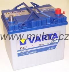 Autobaterie 560410 VARTA BLUE 12V/ 60Ah/540A č. 1