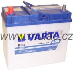 Autobaterie 545157 VARTA BLUE 12V/ 45Ah/330A č. 1