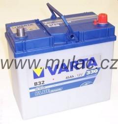 Autobaterie 545156 VARTA BLUE 12V/ 45Ah/330A č. 1