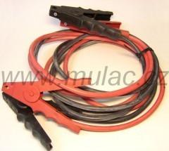 Startovací kabely MM 500A/3.5m/25mmq č. 1