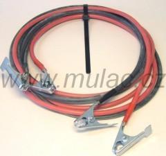 Startovací kabely MM 200A/2.5m/10mmq č. 1
