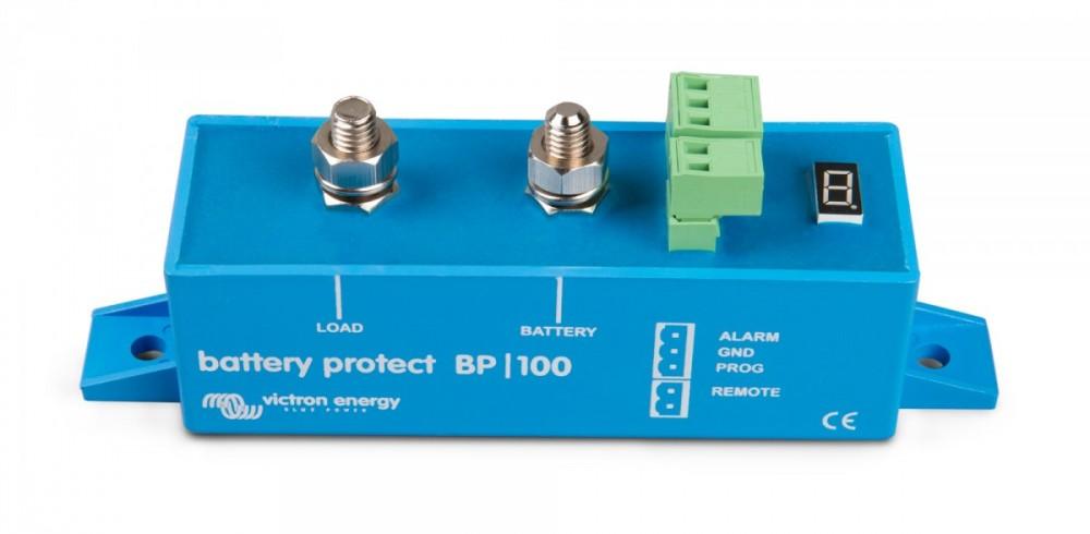 Podpěťová ochrana baterie 100A Victron Energy