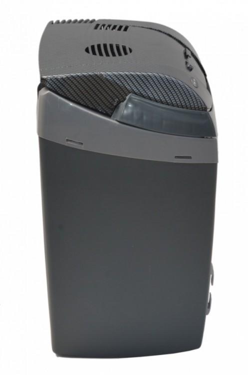 Autolednice E3000 CARBON 12/24/230V, AES + LCD Ezetil č.3