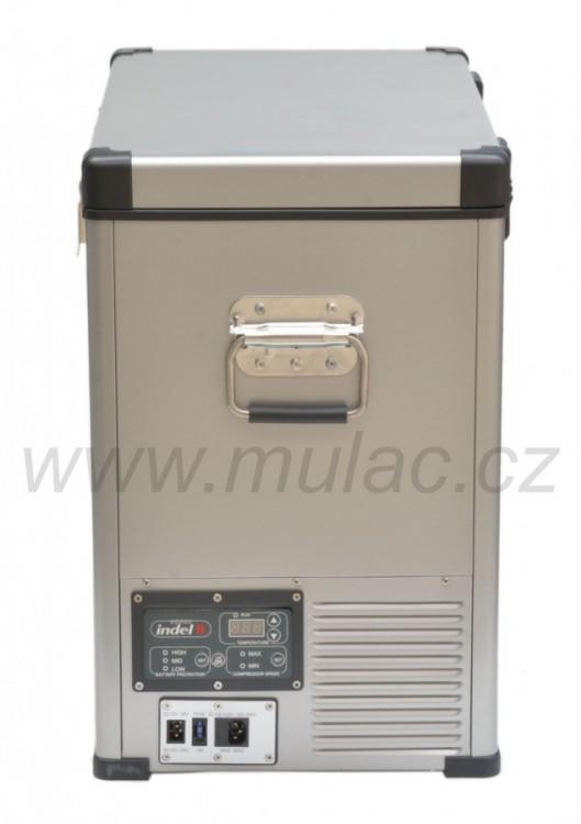 TB60 STEEL autochladnička 12/24/230V 60litrů Indel B č.2