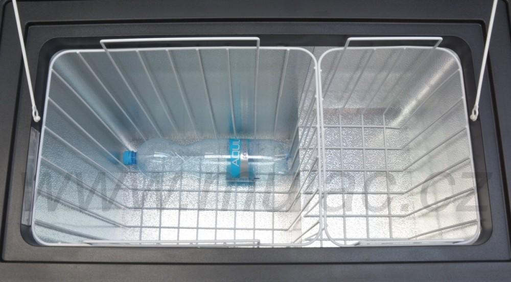 TB60 STEEL autochladnička 12/24/230V 60litrů Indel B č.6