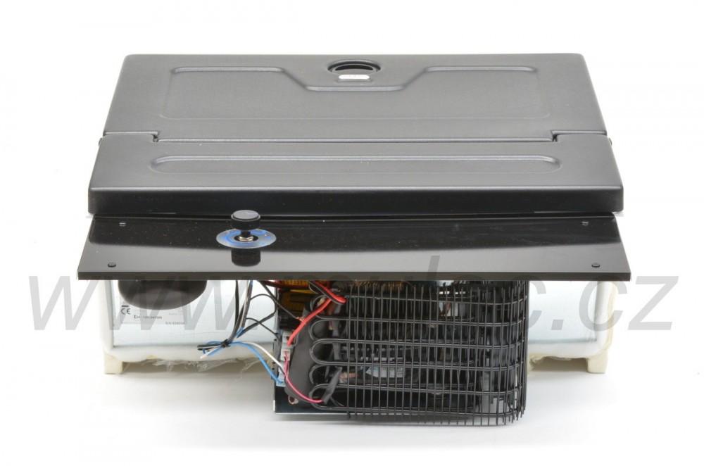 TB28AM Indel B 12/24V 28 litrů kompresorová autolednice č.5