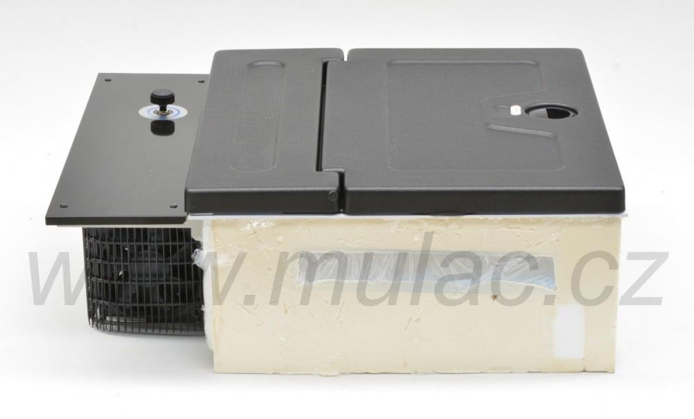TB28AM Indel B 12/24V 28 litrů kompresorová autolednice č.6