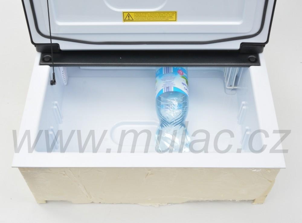 TB28AM Indel B 12/24V 28 litrů kompresorová autolednice č.7