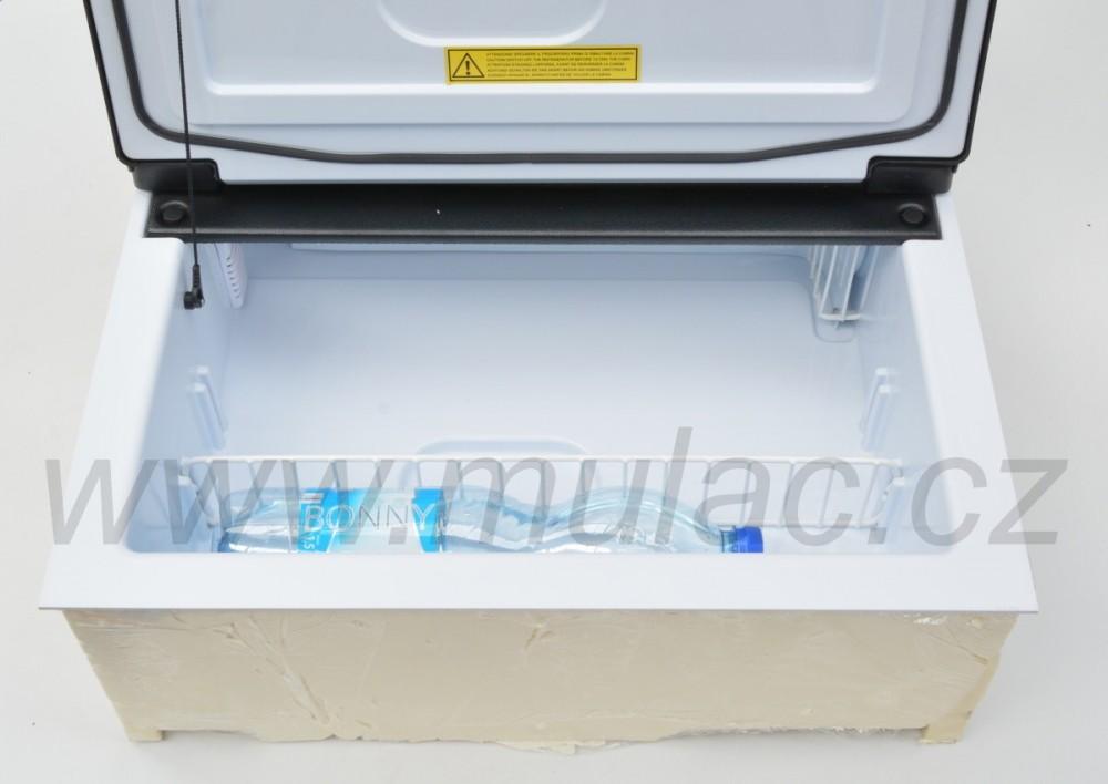 TB28AM Indel B 12/24V 28 litrů kompresorová autolednice č.8
