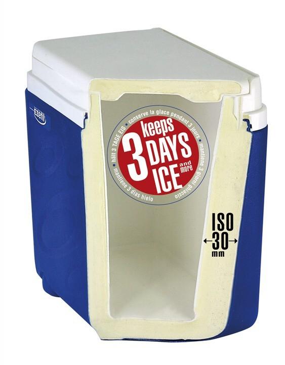 EZetil 3 DAYS Ice 30 termobox 30litrů č.2