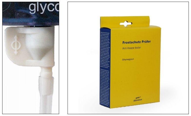 Glycomat 1100 hustoměr chladící kapaliny č.2