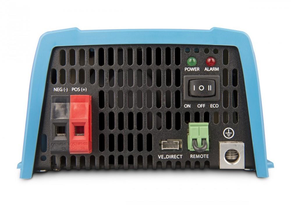 Phoenix 24/800 měnič napětí sínus 800VA 24V na 230V, VE.Direct č.2