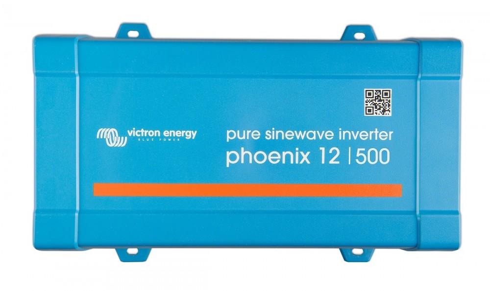 Phoenix 24/800 měnič napětí sínus 800VA 24V na 230V, VE.Direct č.3