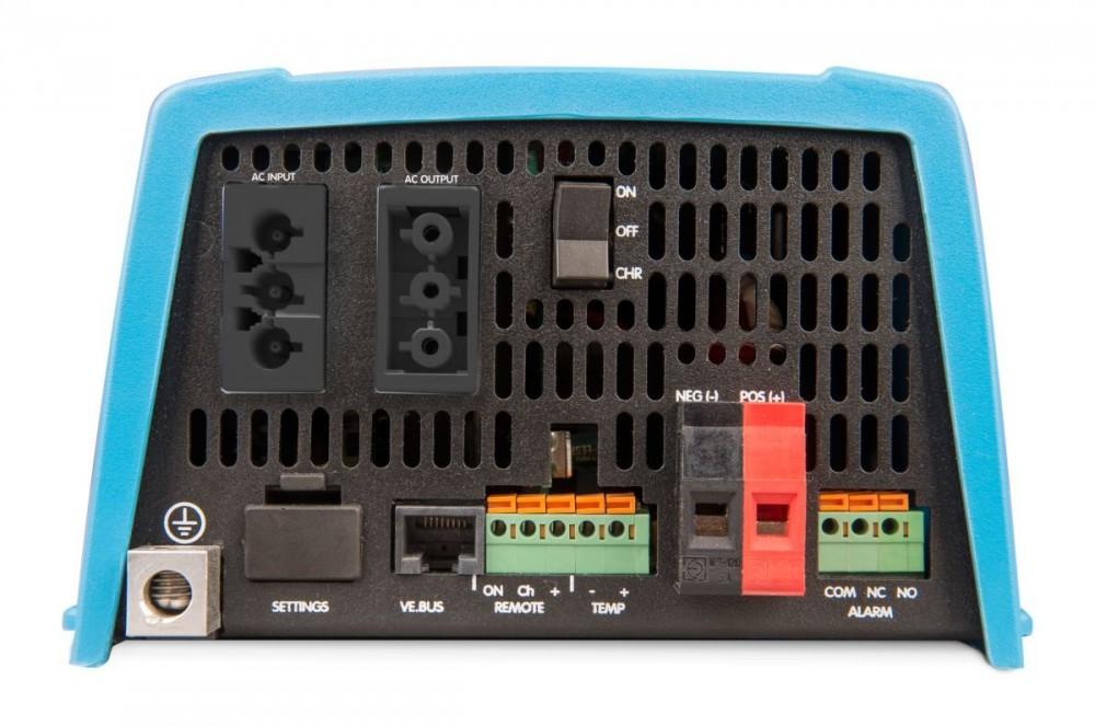 Multi 24/500/10-16, měnič napětí / nabíječ / UPS 24V 500VA 10A č.2