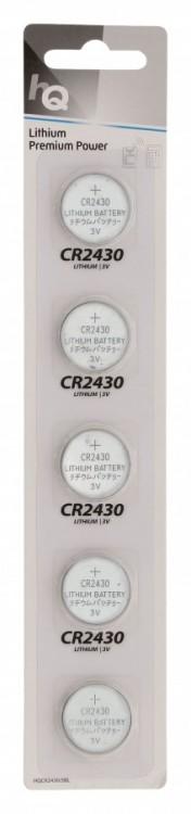 CR2430 lithiová baterie, HQ2430 č. 2