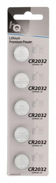Lithiová baterie CR2032, hq-cr2032 č. 2