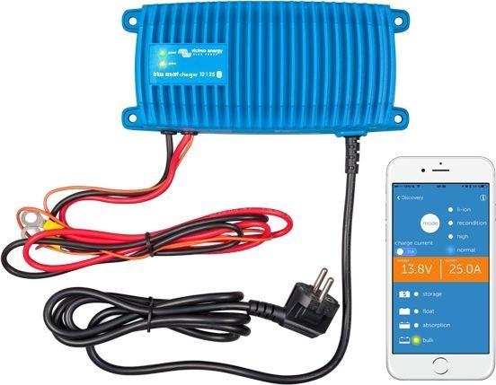IP67 SMART nabíječ Victron Energy s rozhraním Bluetooth