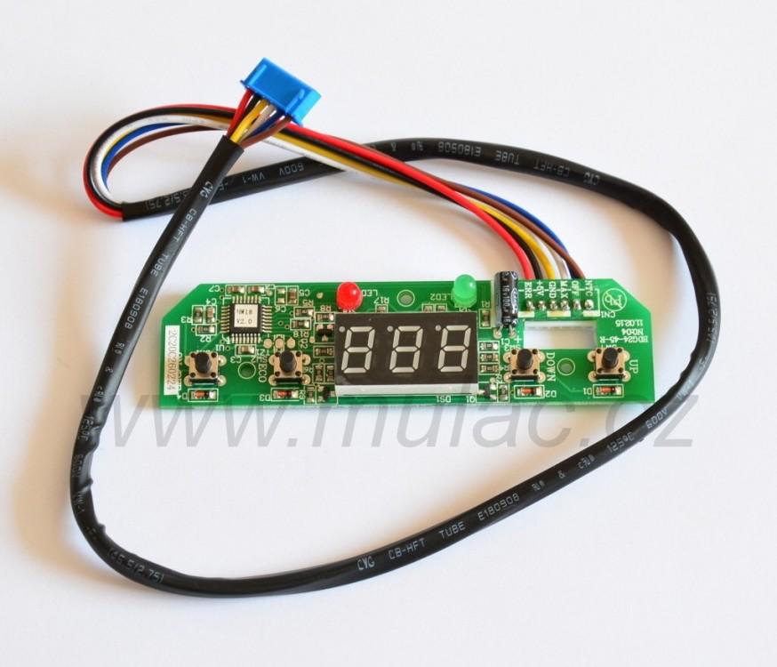 Displej Indel B pro autochladničky TB31A / TB41A / TB51A
